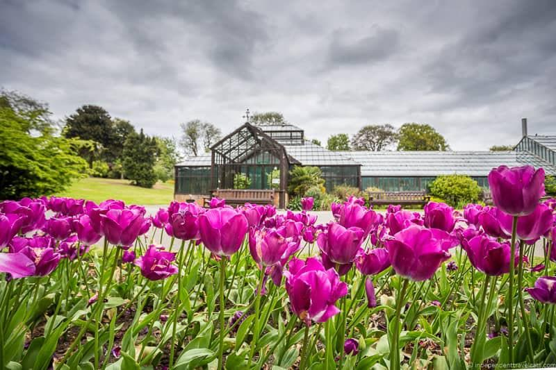 Botanic Gardens top things to do in Glasgow Scotland attractions