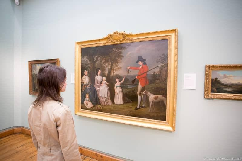 Hunterian Art Gallery top things to do in Glasgow Scotland attractions