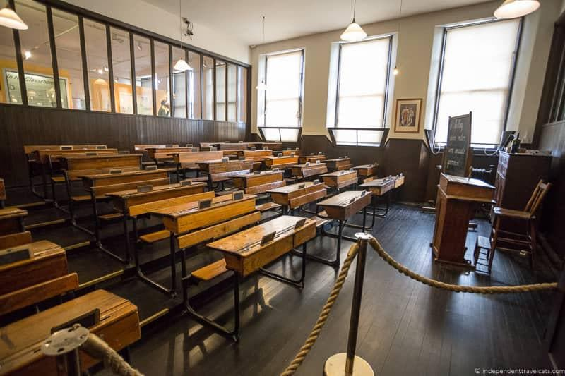 Scotland Street School Museum top things to do in Glasgow Scotland attractions