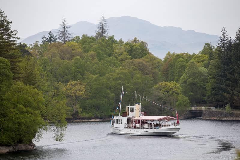 Loch Lomond top things to do in Glasgow Scotland attractions
