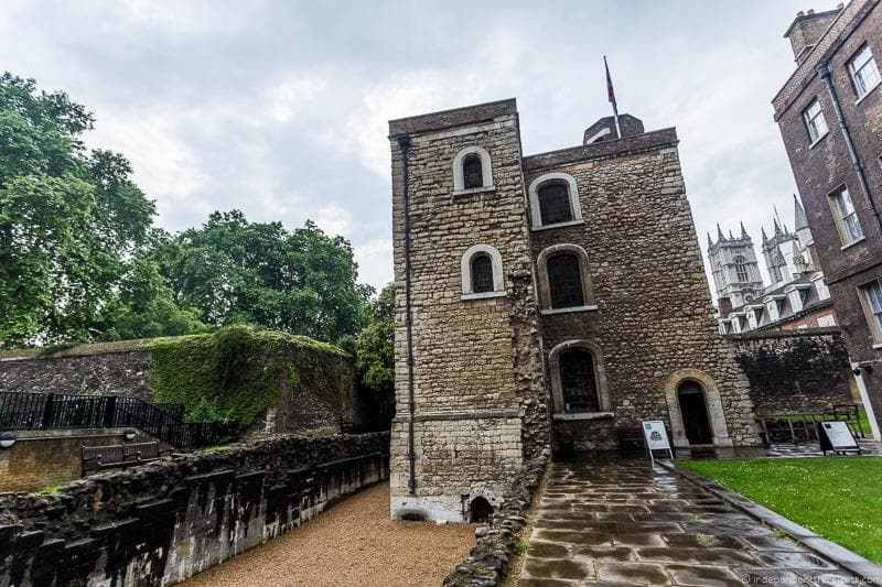 Jewel Tower Visiting the UNESCO World Heritage Sites in London