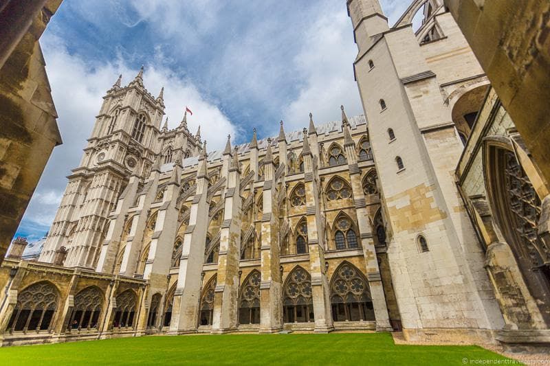 Westminster Abbey Visiting the UNESCO World Heritage Sites in London