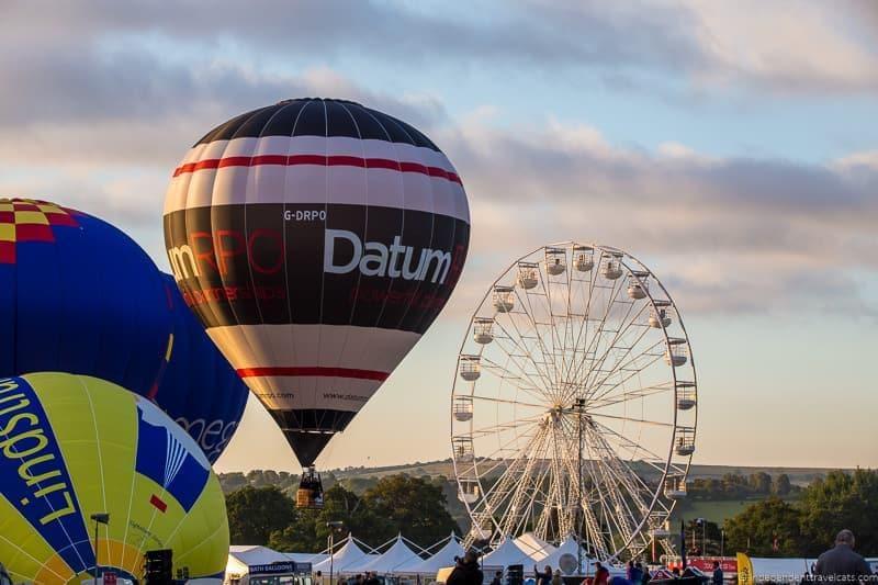 Bristol Balloon Fiesta England UK