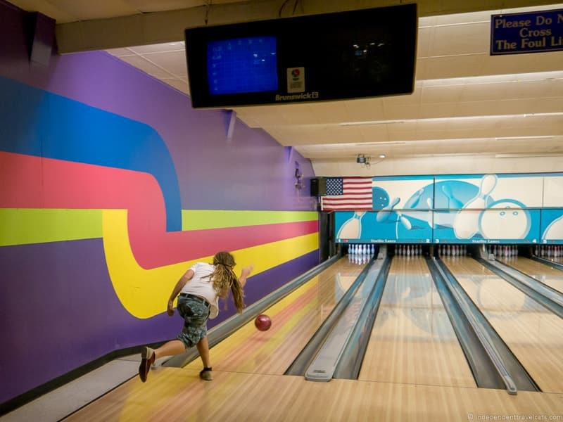 bowling Lebanon Missouri Rte 66 2 week Route 66 itinerary detailed guide