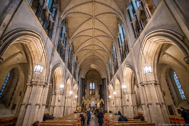 Christ Church Cathedral 3 days in Dublin itinerary Ireland
