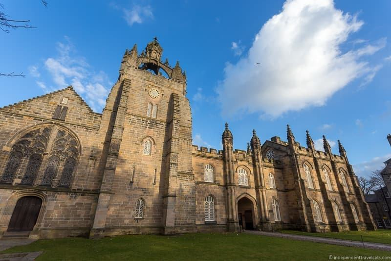 King's College Chapel things to do in Aberdeen Scotland travel guide