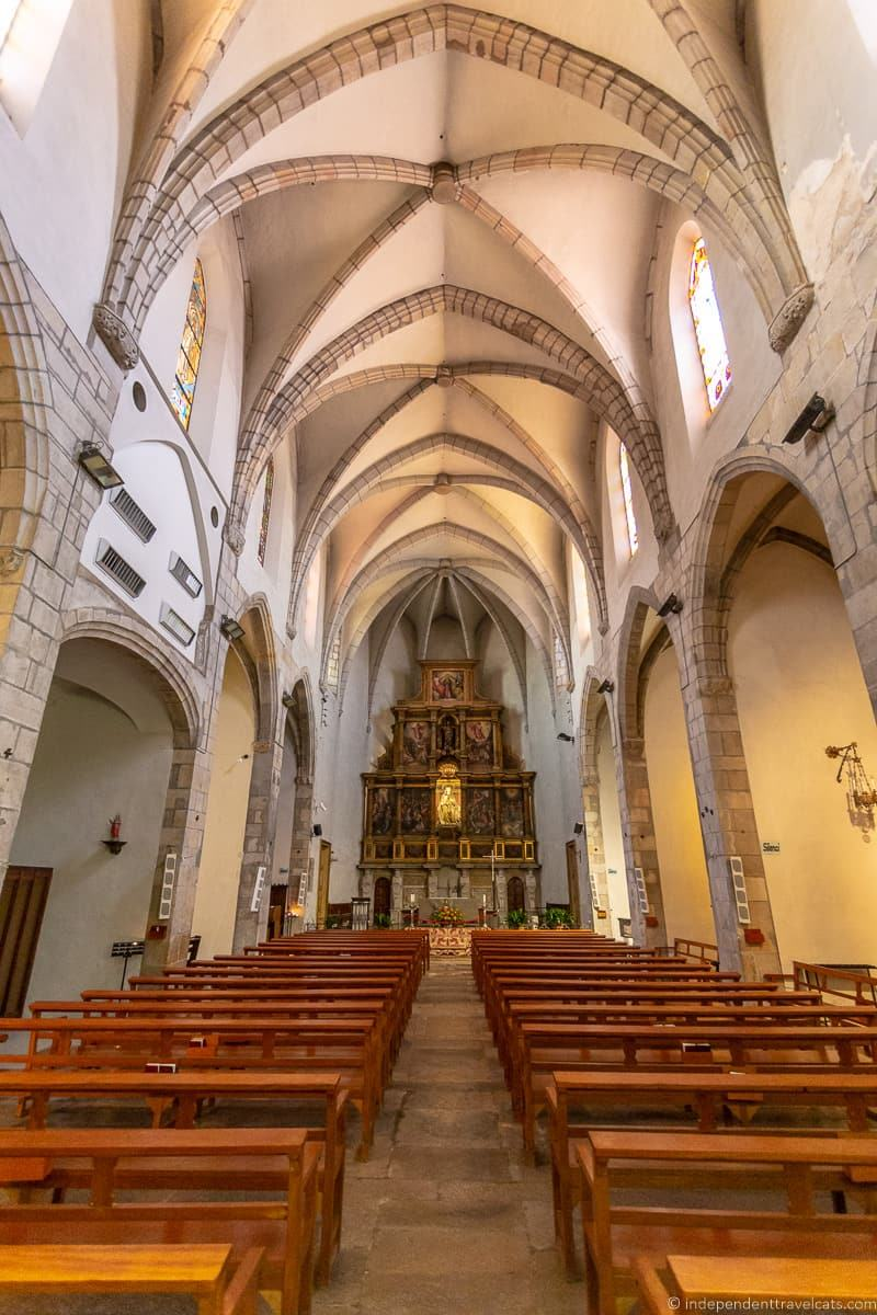 Santa Maria church things to do in Palamós Spain Catalonia Costa Brava