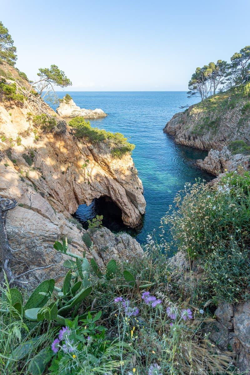 coastal hike things to do in Palamós Spain Catalonia Costa Brava