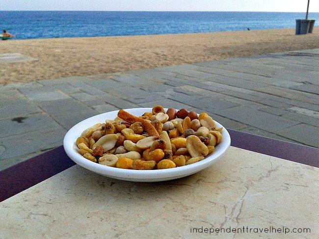 platja d'aro, costa brava, beach, beaches, sand, sea