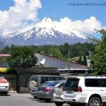 volcano, pucon, chile, south america