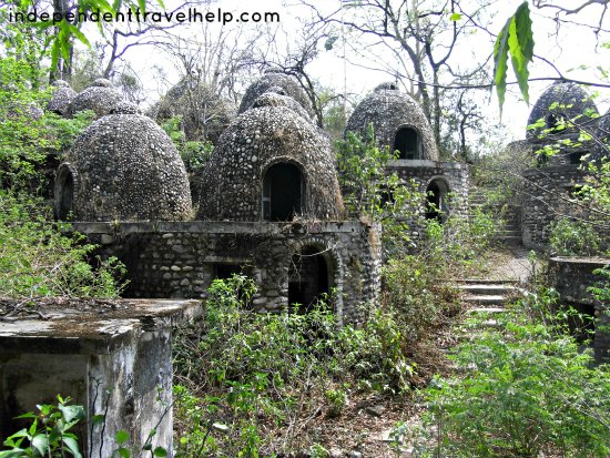 meditation, pods, meditation pods, The Beatles, ashram, rishikesh, india