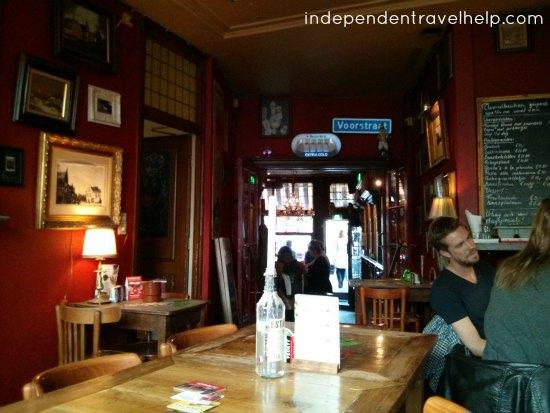 Cafe de Ooievaar