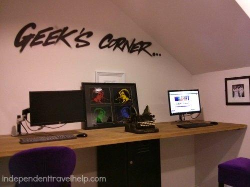 Hoax geek's corner