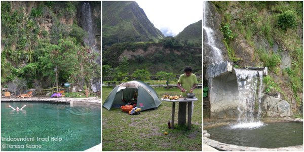 Thermal hot springs