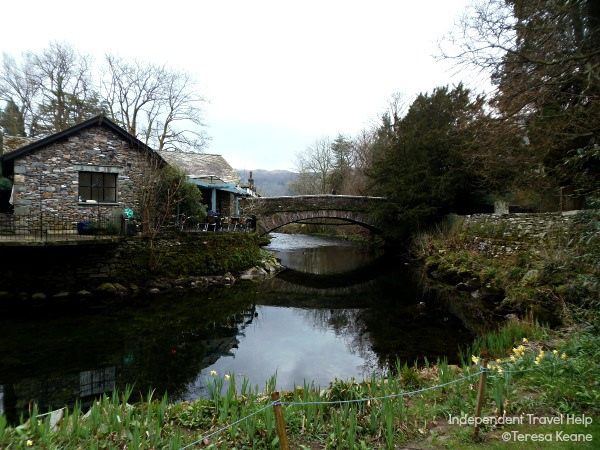 Grasmere - riverside