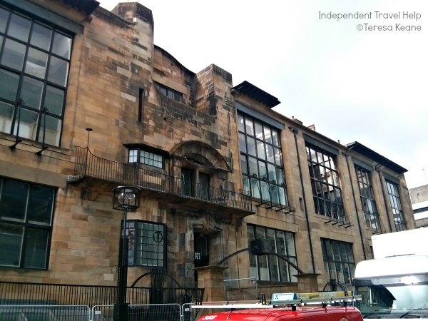 Glasgow School of Art 2