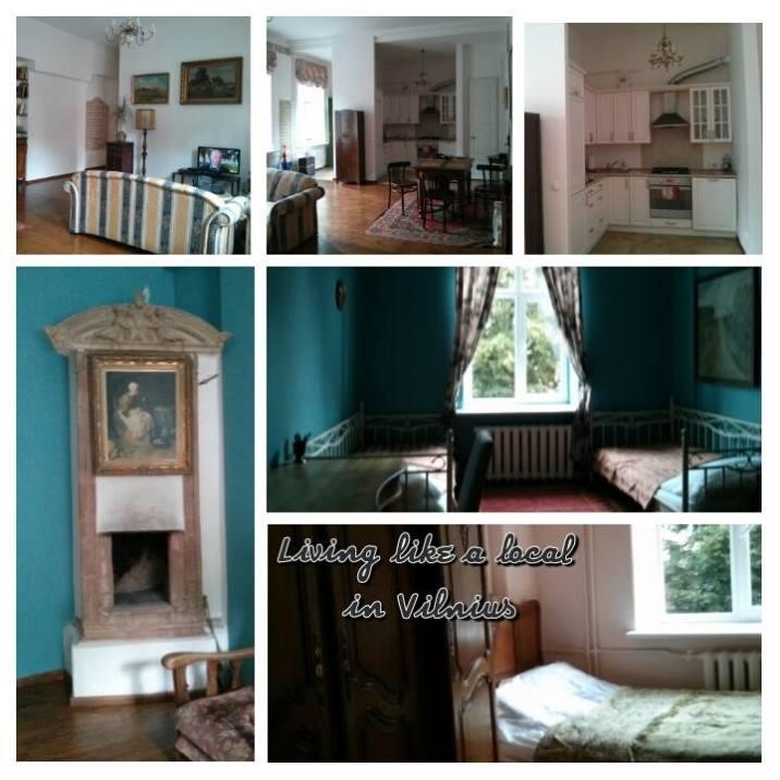 Vinius accommodation
