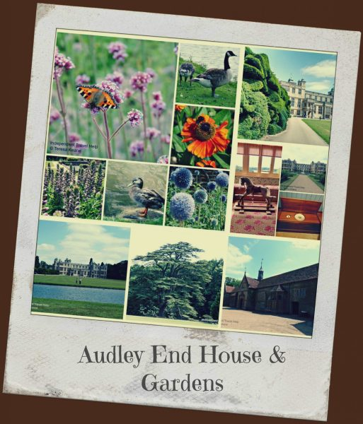 Audley End House & Gardens pin