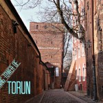 The Leaning Tower of Torun