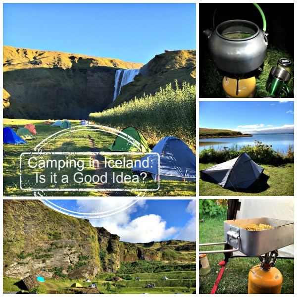 Camping in Iceland: Is it a Good Idea?