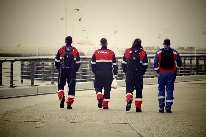 Men Staff Helgoland