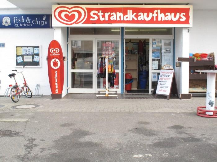 Strandkaufhaus SPO