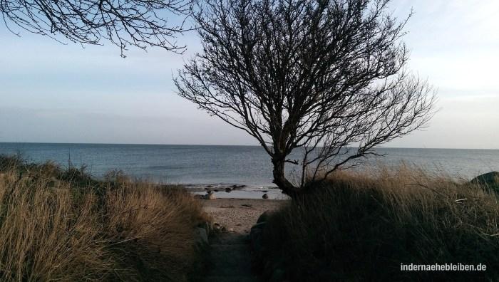 Marinestation Staberhuk Strandzugang