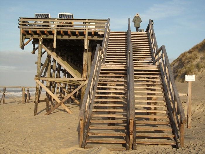 Strandkörbe Kampen