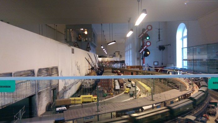 Modelleisenbahn Hamburg Museum