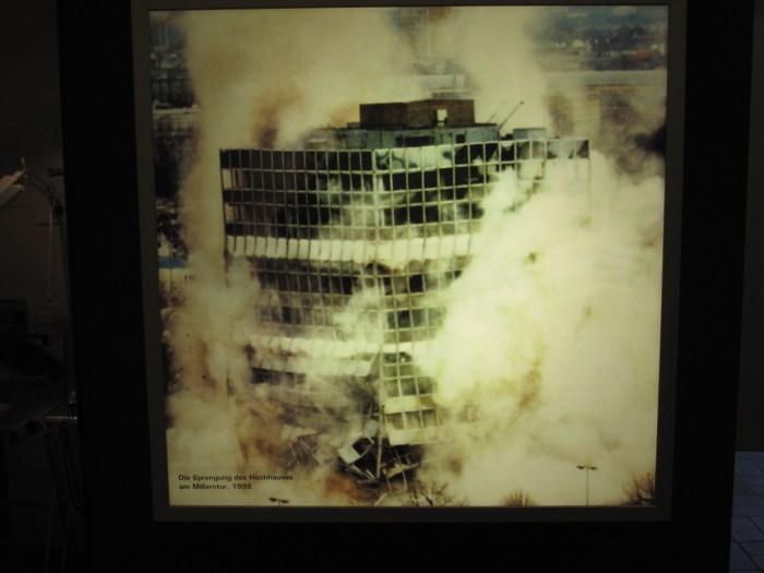In Hamburg sagt man Tschüß: Das alte Hochhaus am Millerntor
