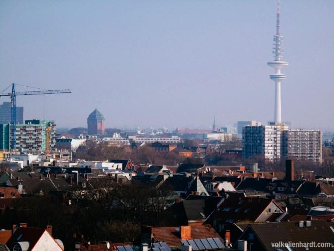 Fernsehturm Hamburg