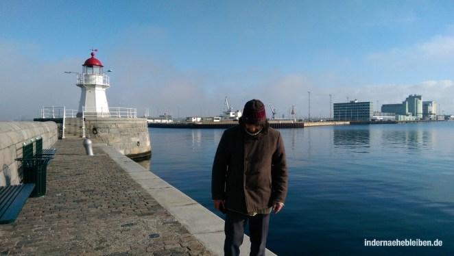 Kleiner Leuchtturm Malmö