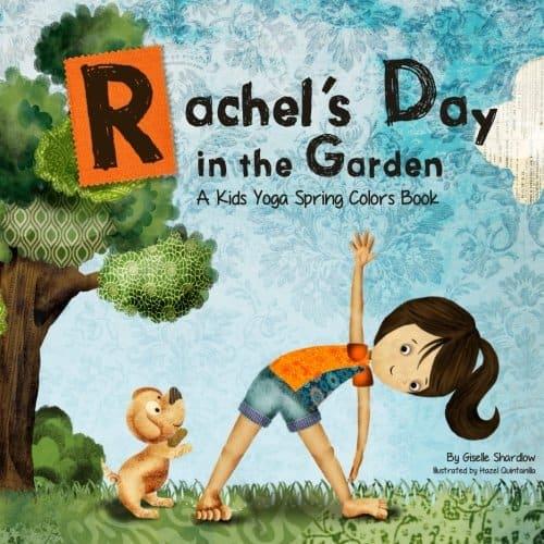 Rachel's Day in the Garden