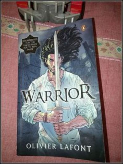 Warrior by Olivier Lafont