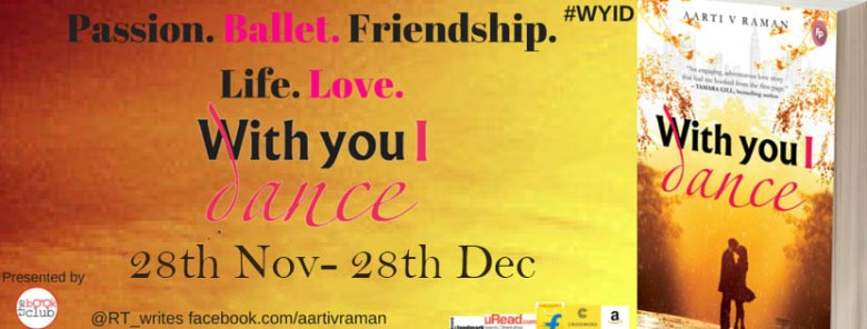 With You I Dance - Banner