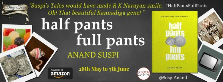 #HalfPantsFullPants Banner
