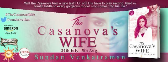 #TheCasanovasWife banner