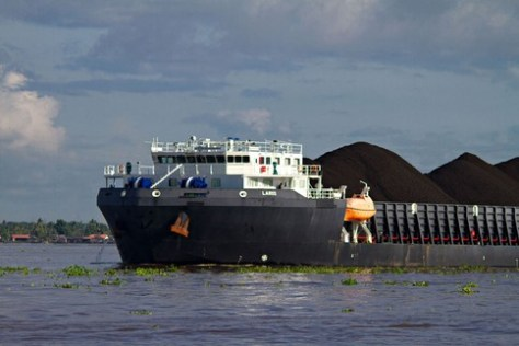 Indonesian coal mining firm PT Adaro has partnered with Australian group BHP Billiton to develop a mining complex that would produce about 1.27 billion tonnes of coal resources. Image: Adaro