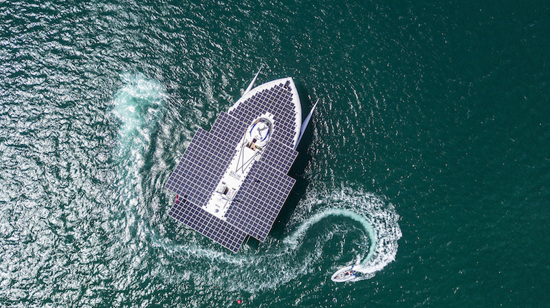 A 5-year voyage to tackle plastic pollution