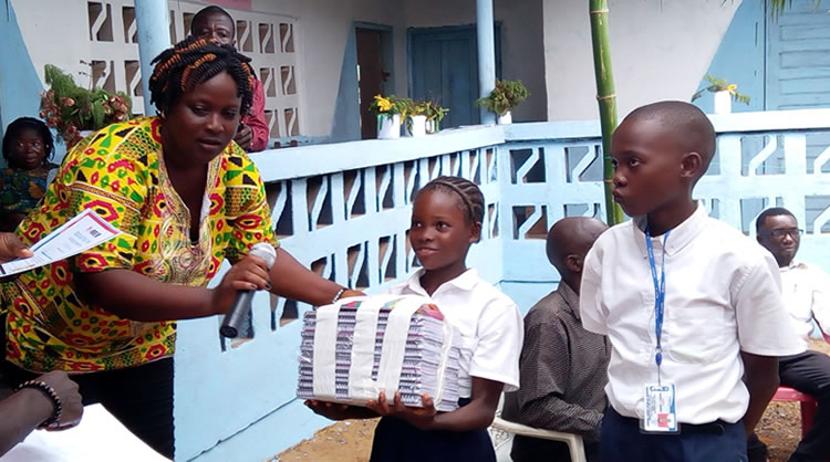 US-Based NGO Commit to Transforming Education in Liberia