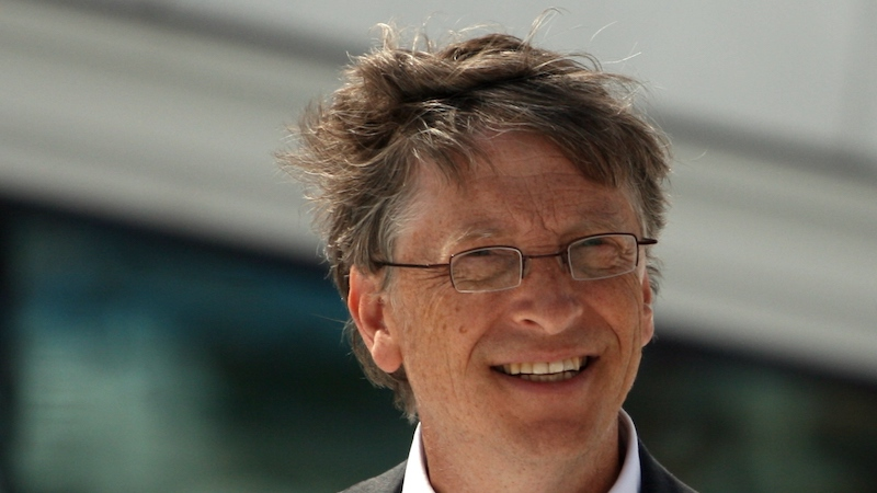 Bill Gates throws new weight and cash into climate fight