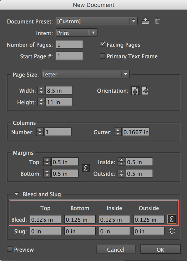InDesign Basics: Working With Bleeds in InDesign - InDesignSecrets.com :  InDesignSecrets