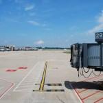 Aeropuerto sin vuelos