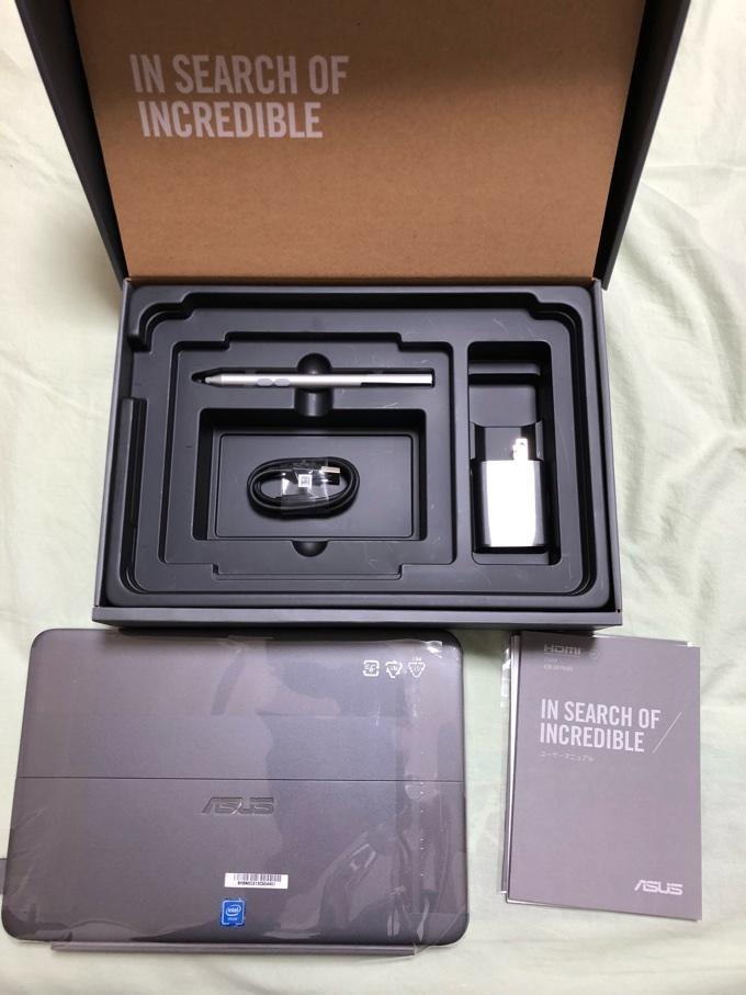 TransBook Mini T103HAF内容