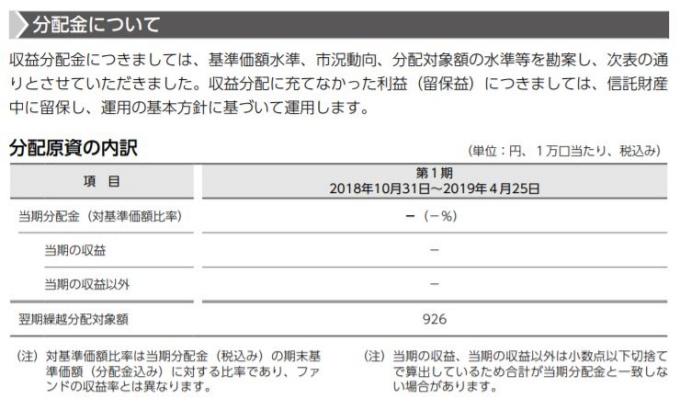 201907AC_分配金について
