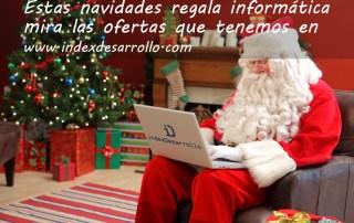 Campaña navidad indexDesarrollo