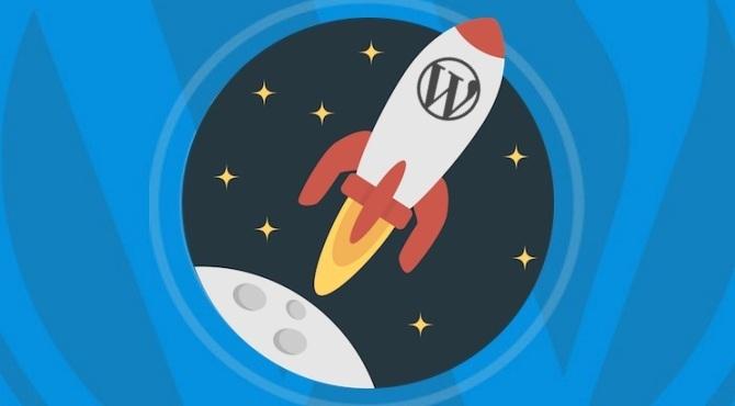 Cómo optimizar WordPress Rocket