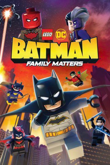 LEGO DC: Batman - Family Matters (2019)