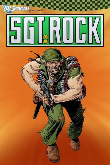 Sgt. Rock (2019)