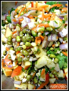 Nutritious and Yummy Chaat!